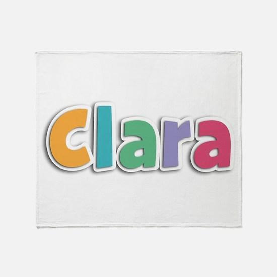 Clara Throw Blanket