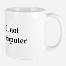 nocomputer Mugs