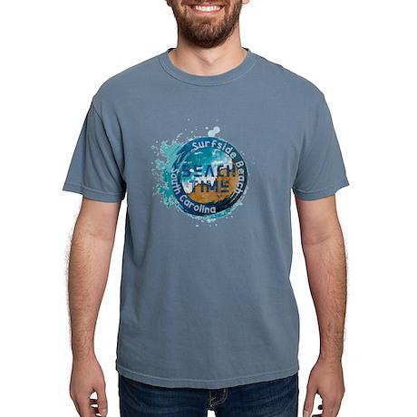 South Carolina - Surfsid Mens Comfort Colors Shirt
