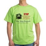 Stop Emu Farming Green T