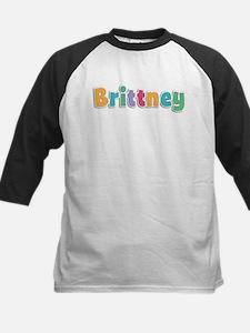 Brittney Kids Baseball Jersey