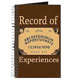 Ouija Journals & Spiral Notebooks