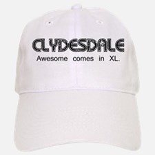 Clydesdale - Awesome Baseball Baseball Cap