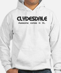 Clydesdale - Awesome Hoodie