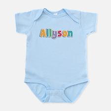 Allyson Infant Bodysuit