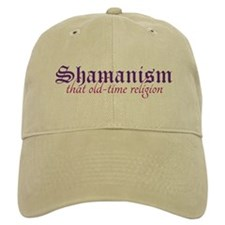 Shamanic Old-time Religion Baseball Cap