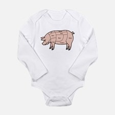 pig-cuts2-T Body Suit