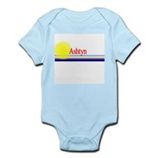 Ashtyn Infant Creeper