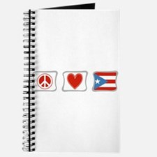 Peace, Love and Puerto Rico Journal
