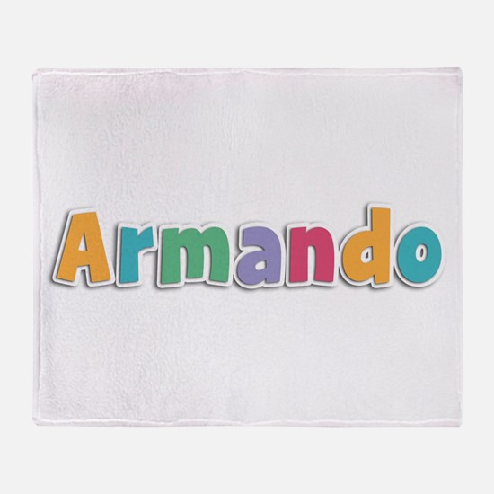 Armando Throw Blanket