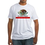 California Mexico Fitted T-Shirt
