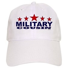 Military Cousin Baseball Cap