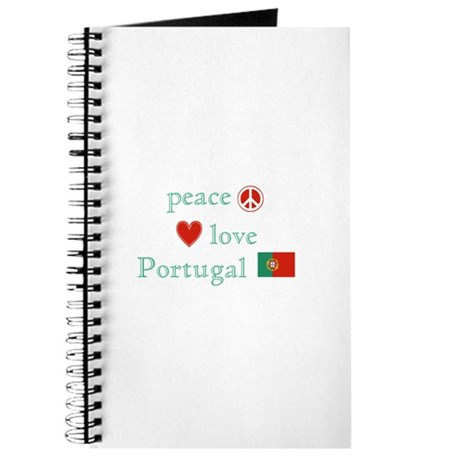 Peace, Love and Portugal Journal