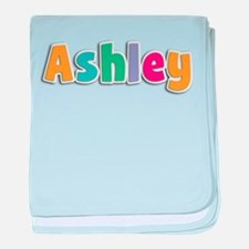Ashley baby blanket