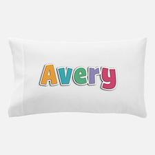 Avery Pillow Case