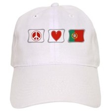 Peace, Love and Portugal Cap