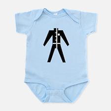 Jump Suit Icon Infant Bodysuit