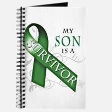 My Son is a Survivor (green).png Journal