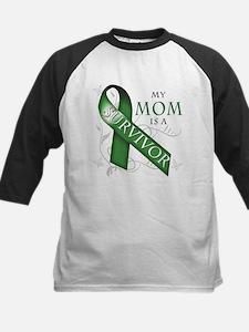 My Mom is a Survivor (green).png Kids Baseball Jer