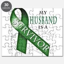 My Husband is a Survivor (green).png Puzzle
