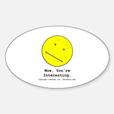 Smiley Decal