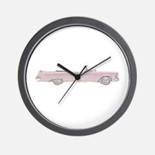 Chrysler New Imperial Crown Wall Clock