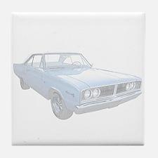 Dodge Coronet Tile Coaster