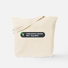 Sexy Bitch (Achievement) Tote Bag