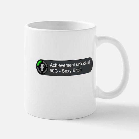 Sexy Bitch (Achievement) Mug