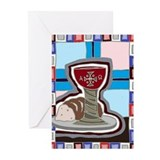Communion Greeting Cards (20 Pack)