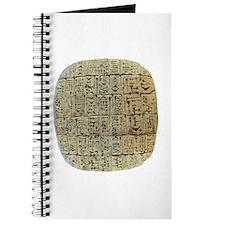 Anglomorphic Cuneiform Journal