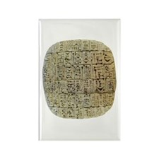 Anglomorphic Cuneiform Rectangle Magnet