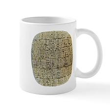 Anglomorphic Cuneiform Mug