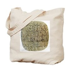 Anglomorphic Cuneiform Tote Bag