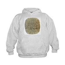 Anglomorphic Cuneiform Hoodie