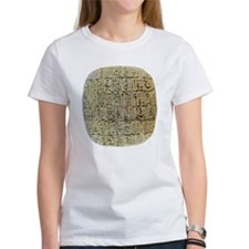 Anglomorphic Cuneiform Tee
