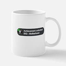 Motherhood (Achievement) Mug