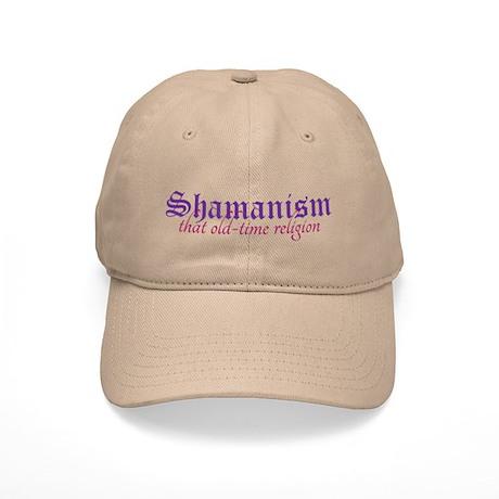 Shamanic Old-time Religion Cap