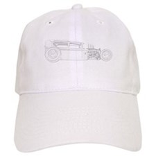 1930 Ford Rat Rod Baseball Cap