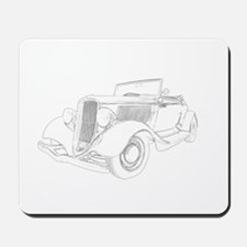 1932 Ford Convertible Mousepad