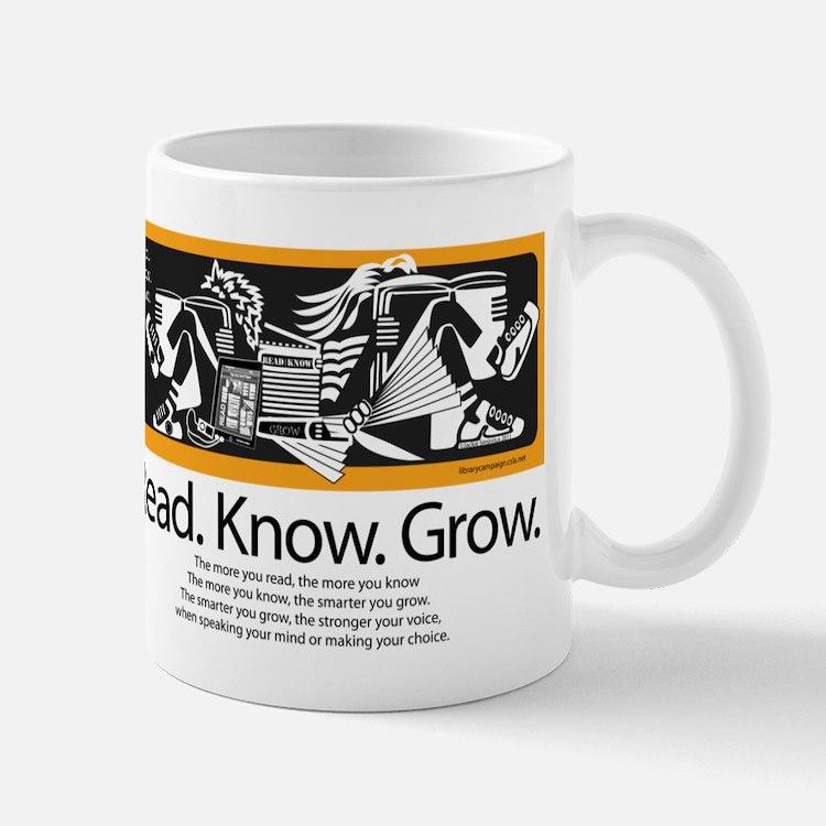 Reading Friends. Mug