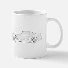 Porsche Carrera Mug