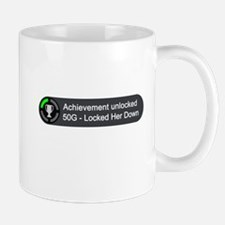 Locked Her Down (Achievement) Mug