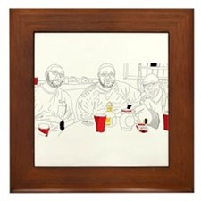 men of MSD Framed Tile