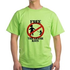 Free the leash kids T-Shirt