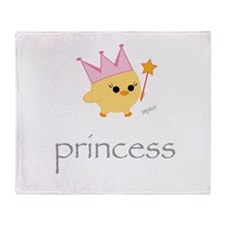 princessonly.gif Throw Blanket