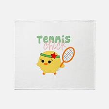 athlete Throw Blanket