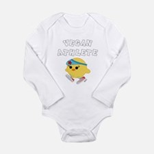 athletev4.png Long Sleeve Infant Bodysuit