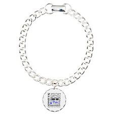 Colon Cancer Persevere Bracelet