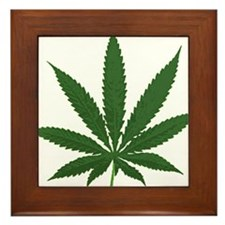 Sow Hemp Framed Tile